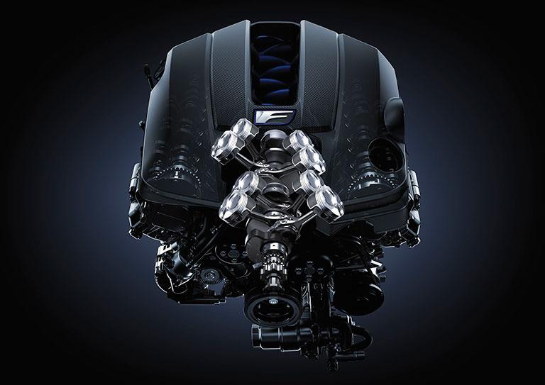 Moteur de série F Lexus