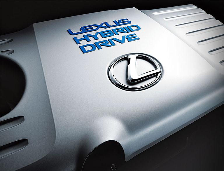 Moteur de système hybride Lexus