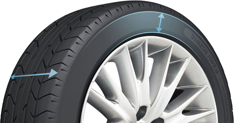 tire size 40
