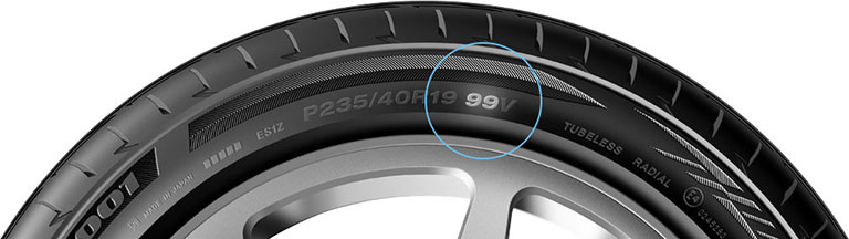 tire size 99