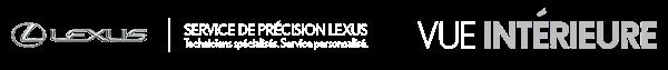 Lexus Vue Intérieure